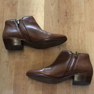 Barely Worn Sam Edelman Brown Bootie